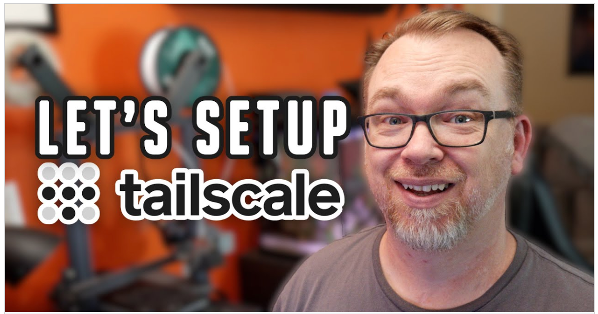 David Burgess at DBTech walks through how to set up Tailscale on Windows and Linux.