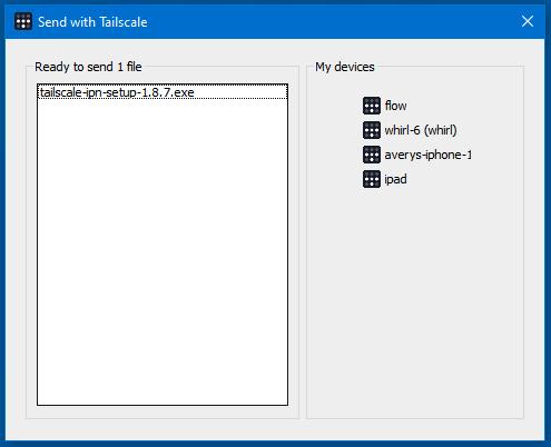 Windows GUI